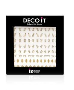 Deco iT Ornate Gold