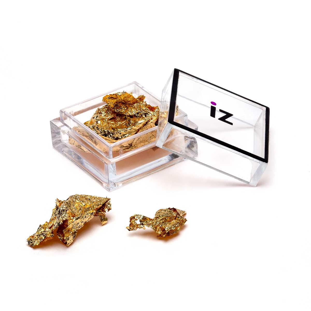 iZ Metalize gold