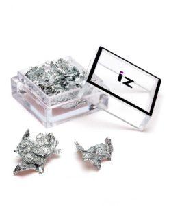 iZ Metalize silver