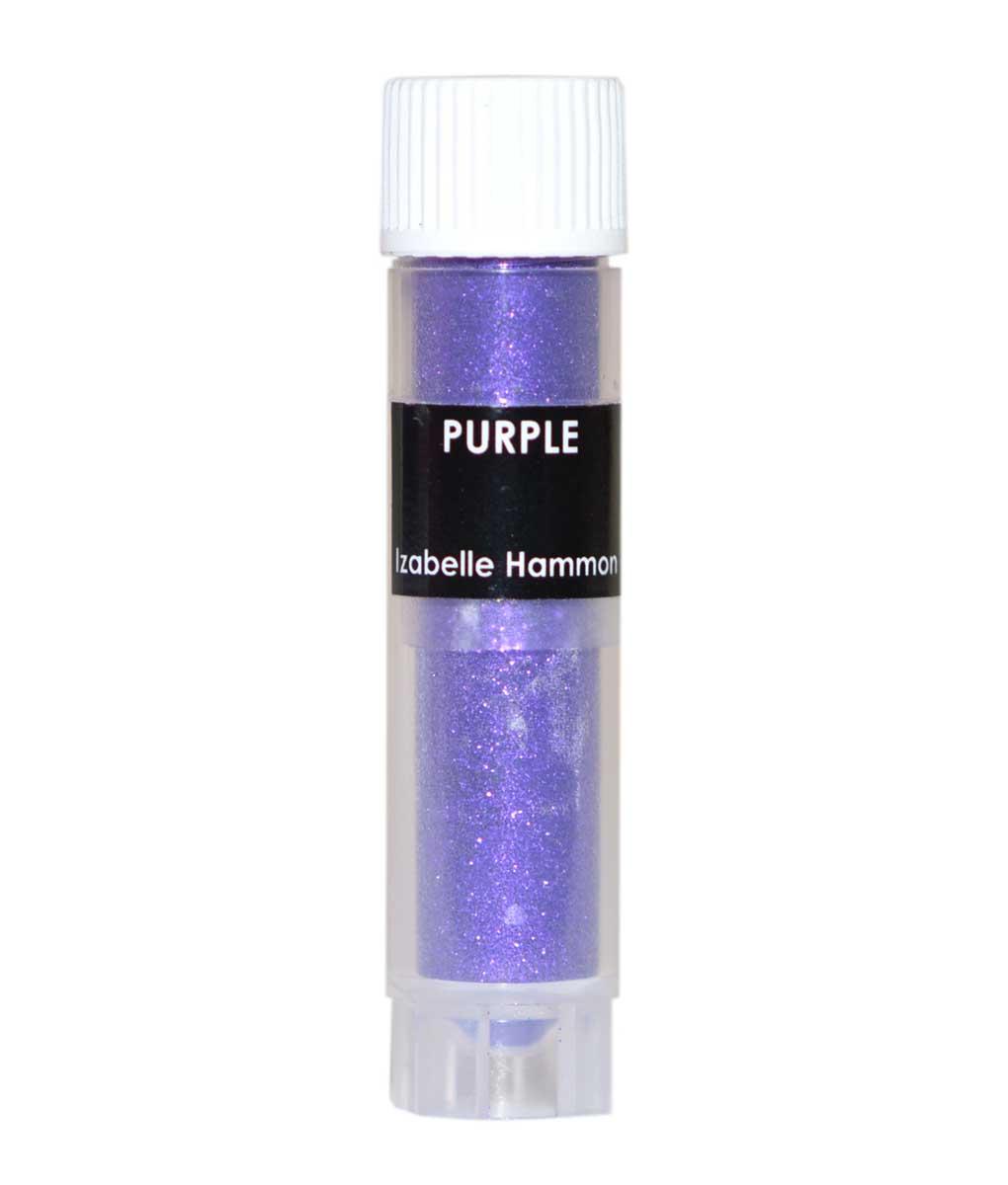 Purple-Glitter