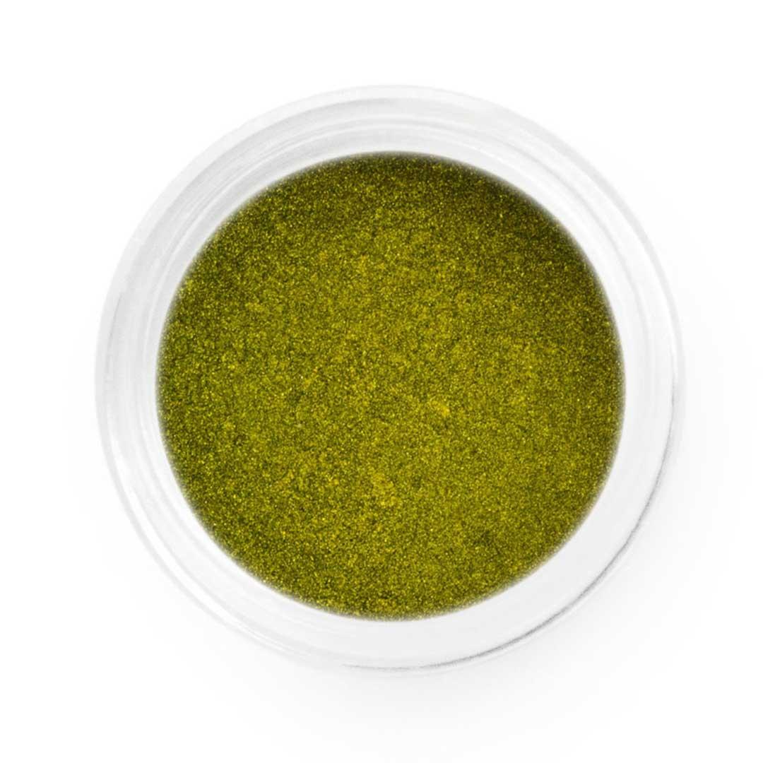 Emerald Gold Chrome