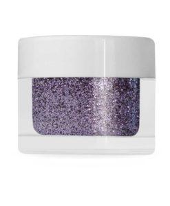 Lavendel-lila glitter