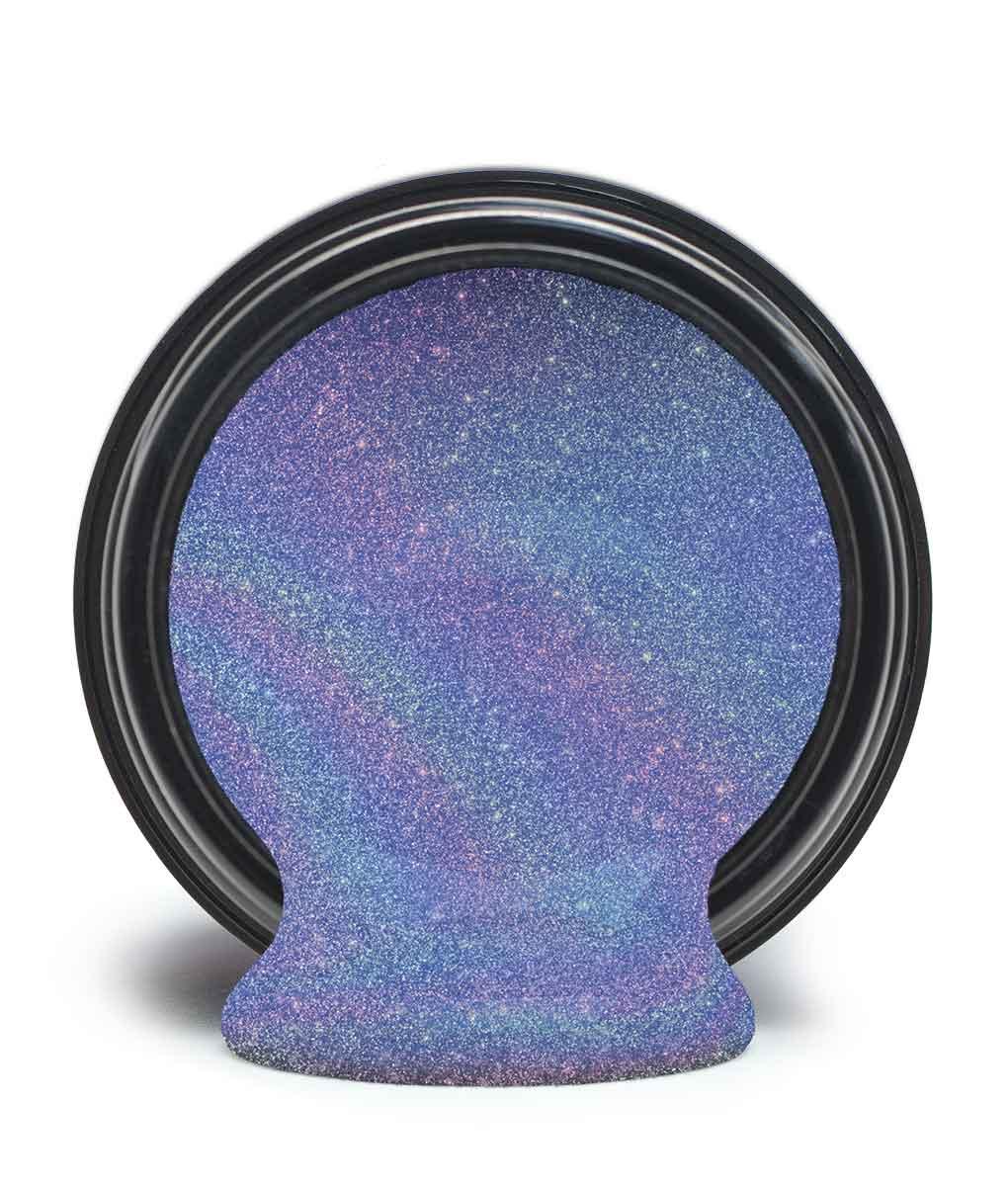 Moonstone-Koboltblå med glitter