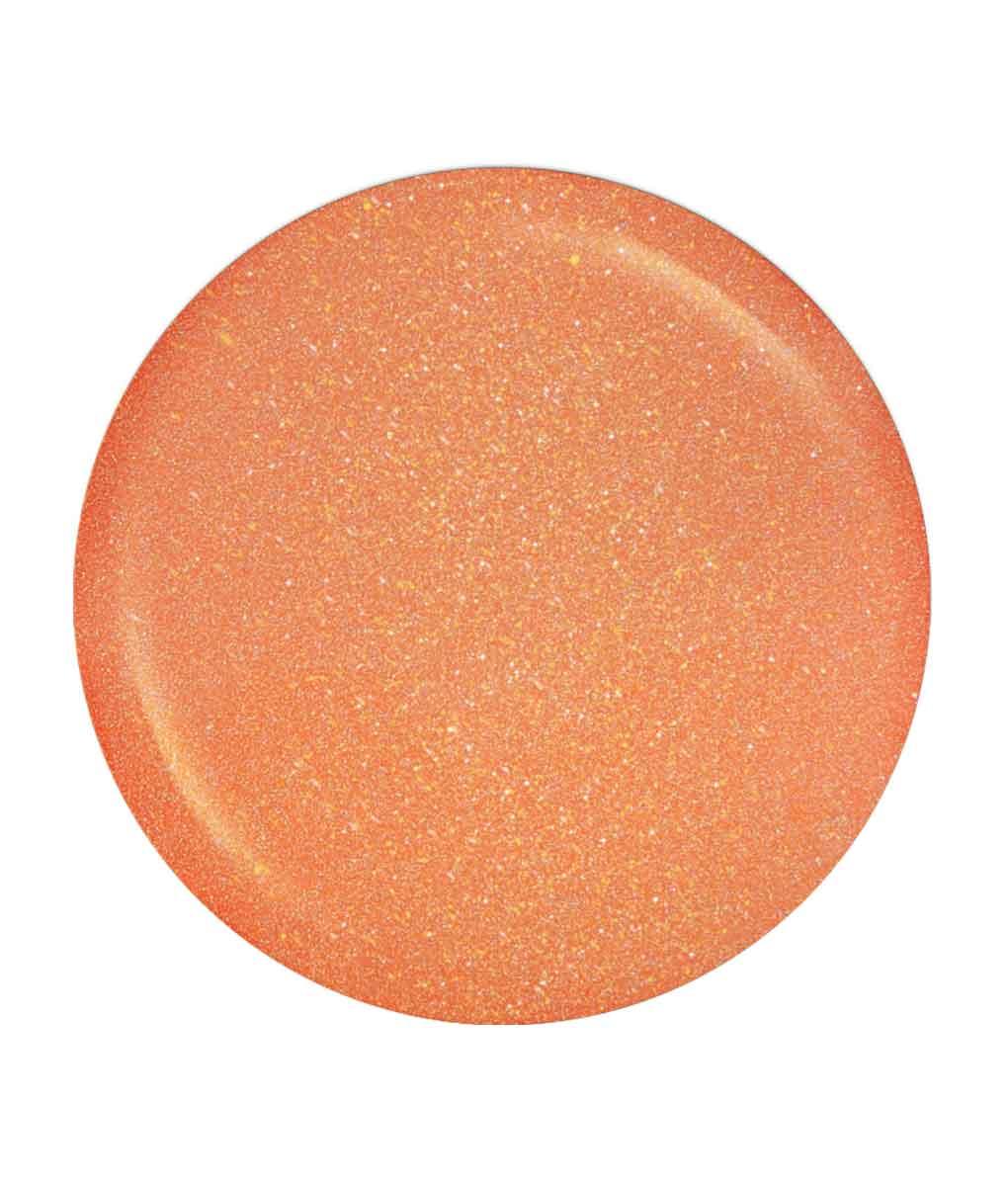 Sunstone-Orange med glitter