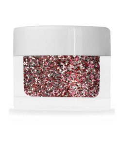 Cerise Medium och Platinum små och medium flakes