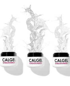 Calgel klar & iZ Pro Base & Build