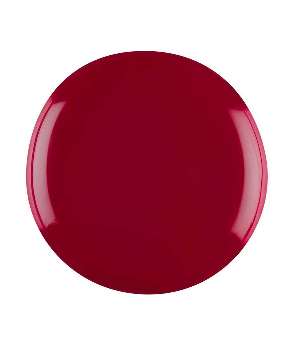 En medium-röd åt det bruna hållet.